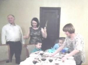 дни рождения внуков
