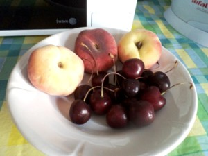 фрукты на Шира