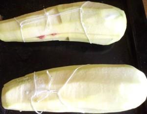 как приготовить фаршированные кабачки