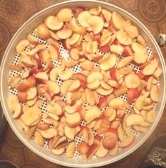 яблоки на решете