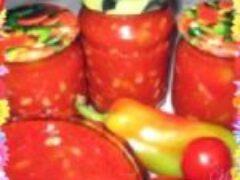 Лечо заготовка на зиму делаем каждую осень из своих овощей