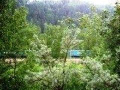 Наша дача в красивом месте окрестностей города Красноярска