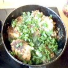 Рыба лемонема тушеная на сковороде рецепт приготовления