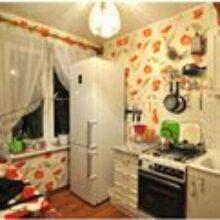 Косметический ремонт кухни в панельном доме