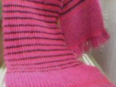 Мужские шарфы спицами вяжу для мужа сына внука