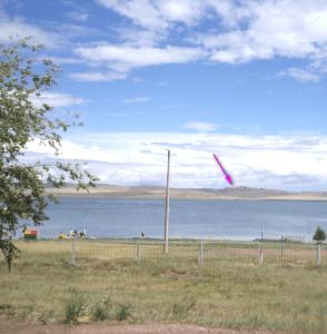 легенда об озере Шира