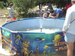 фонтан для детей
