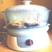 Горбуша в пароварке готовится вкусно и удобно по времени