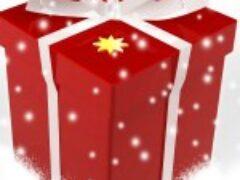 Новогодние подарки близким людям совсем скромные