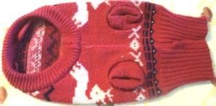 образец для вязания