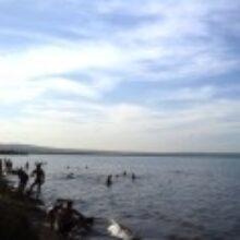 Отдельные эпизоды из Шира — озера и поселка Жемчужный