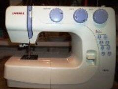 Швейная машина janome электромеханическая известной фирмы