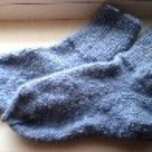 Вязание носков родным для разных размеров ног