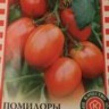 Сорт томатов сливовидной формы для консервации