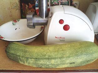 измельчить овощи на электромясорубке