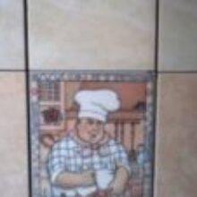 Облицовка стен керамической плиткой в кухне самостоятельно