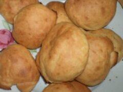 Простое домашнее печенье из пресного теста на сметане