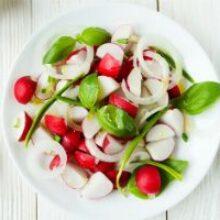 Весенние салаты простые полезные делаем часто