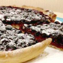 Пироги в форме для выпечки с разной начинкой