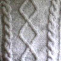 вязание мужского свитера