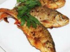 Рыбакрасноперка2блюдажареная на сковородеиуха