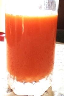 сок тыквенно-морковный